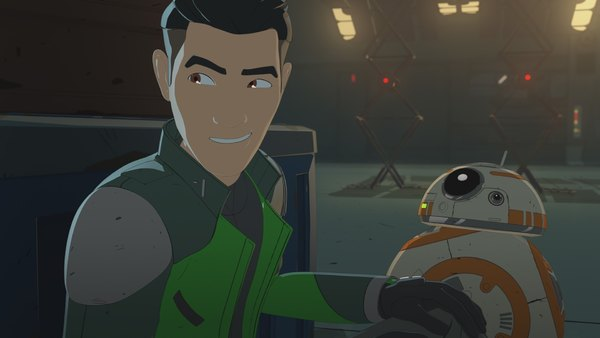 Star Wars Resistance - S02E09 - The Voxx Vortex 5000