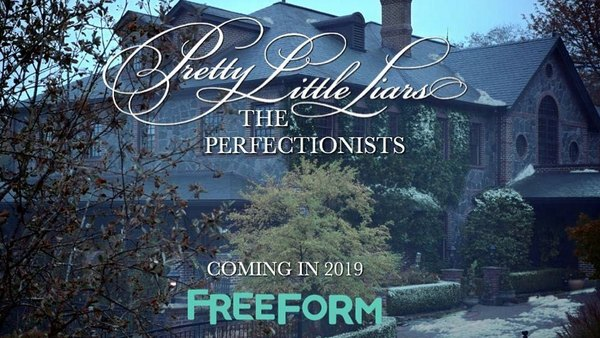 Pretty Little Liars: The Perfectionists - S01E01 - Pilot