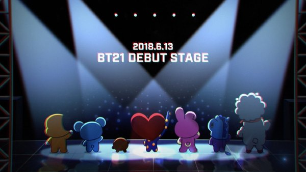 BT21: ANIMATION - S01E01 - BT21 Begins
