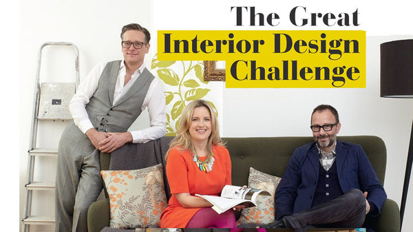 The Great Interior Design Challenge Season 4 Episode 2