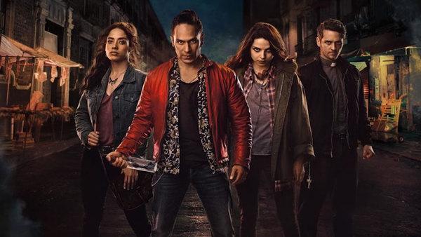 Diablero (TV Series 2018 - Now)