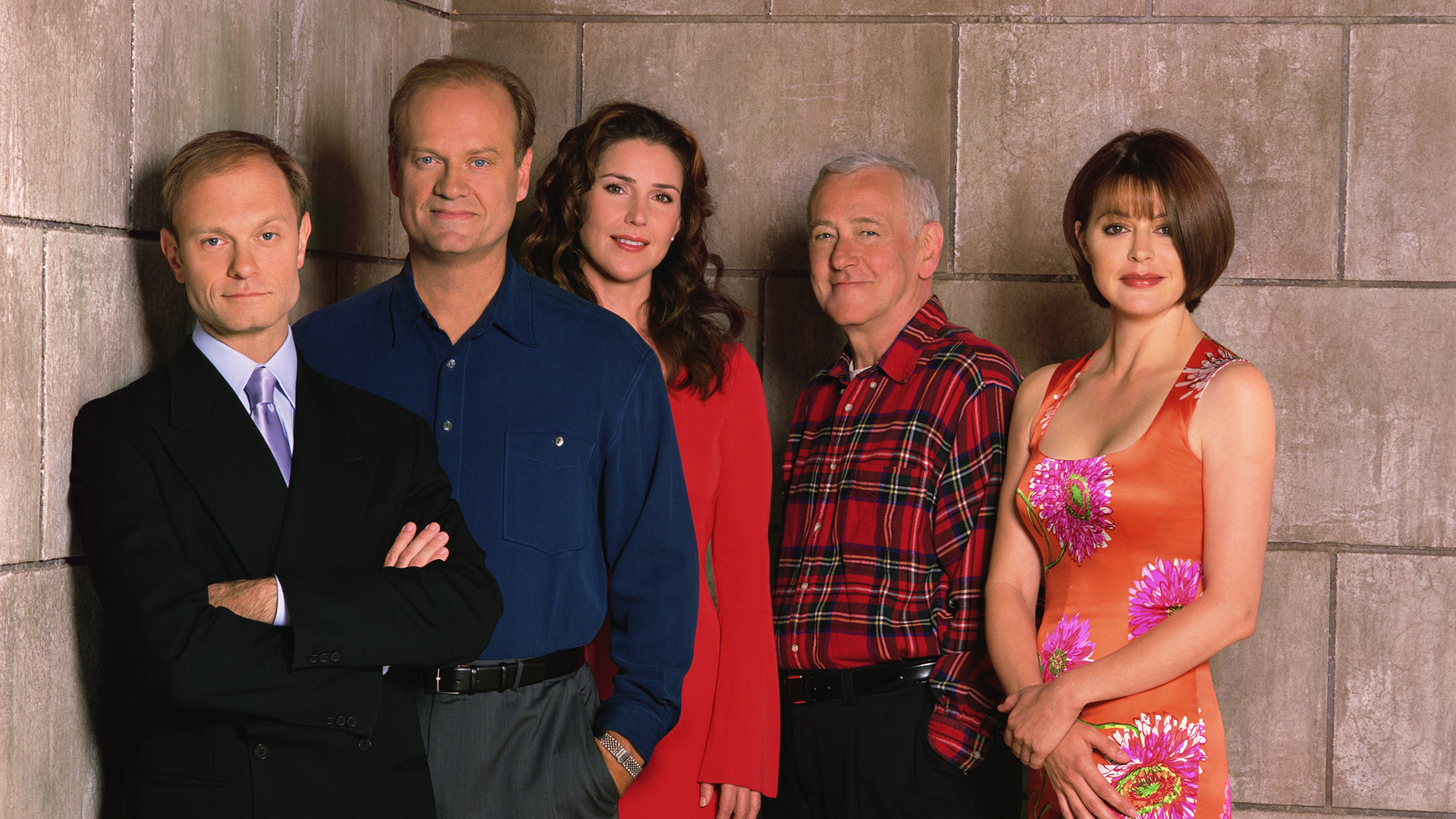The Cast of Frasier 20 Years Later Where Are They Now