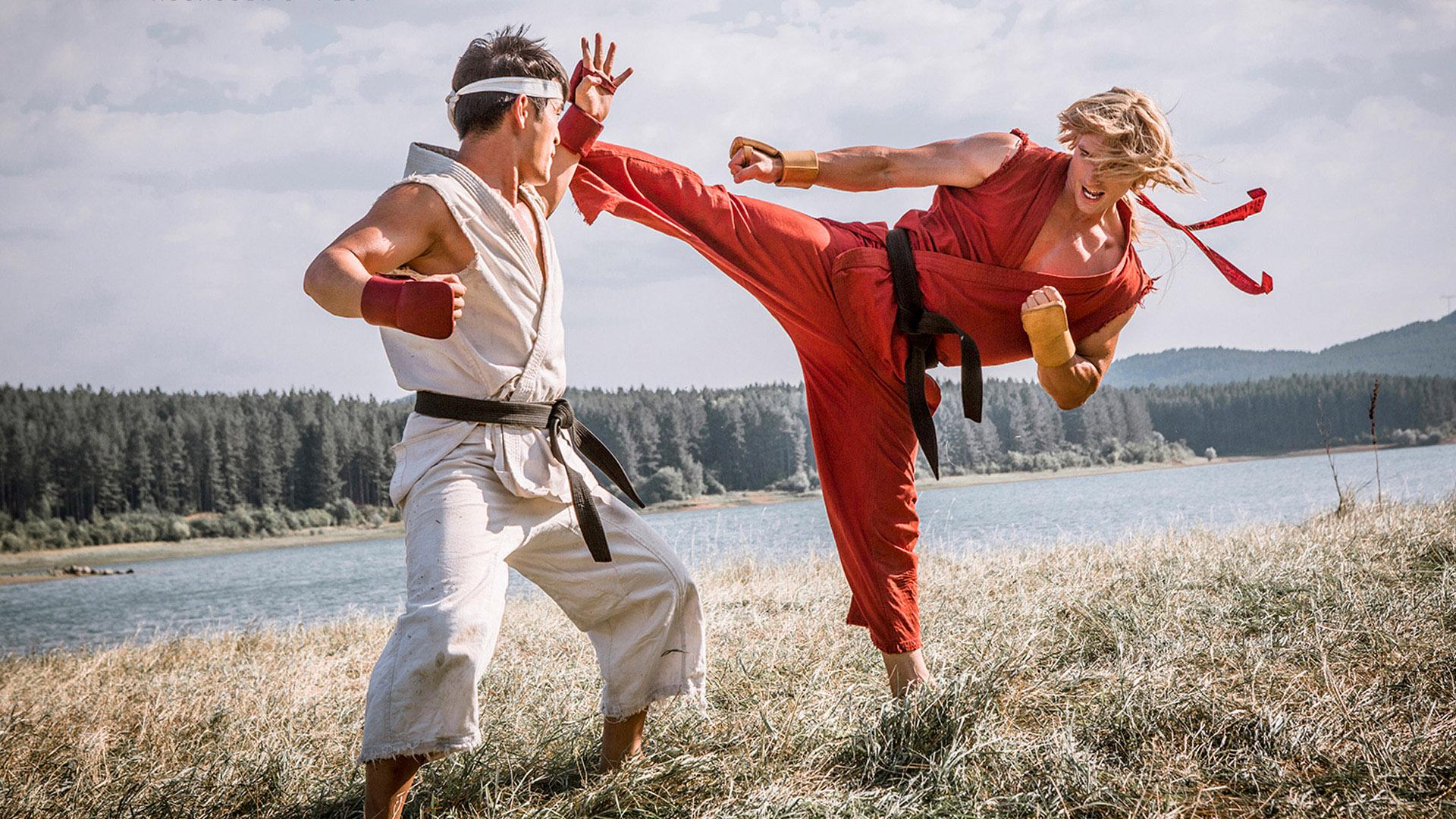 Street Fighter Assassin S Fist Tv Series 2014