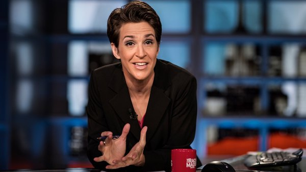 The Rachel Maddow Show - S2019E227 - November 21, 2019