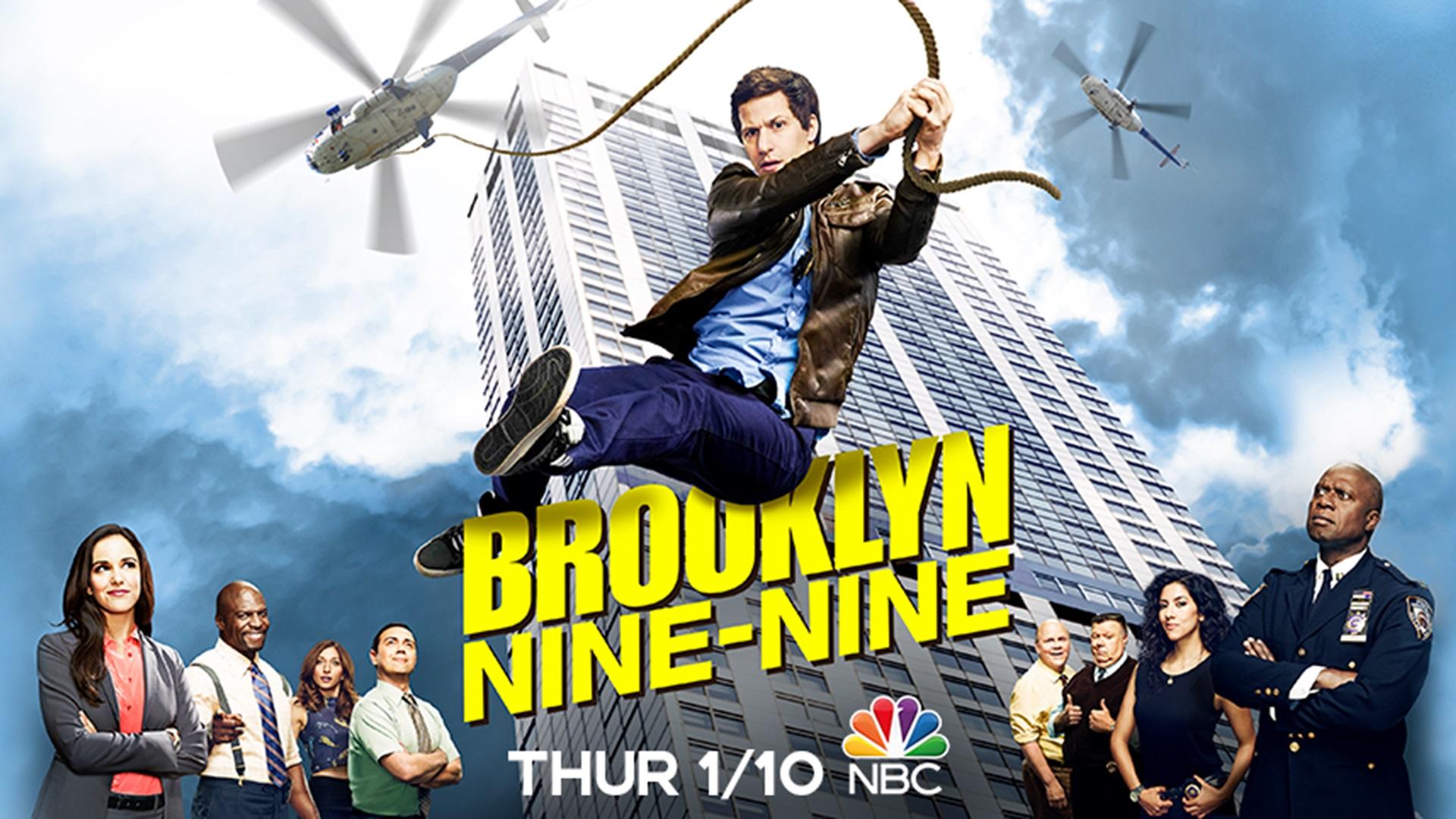 Brooklyn Nine-Nine Season 4 Poster Features Squad