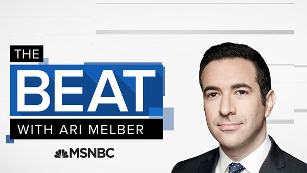 The Beat with Ari Melber - S2020E01 - Wednesday, July 29