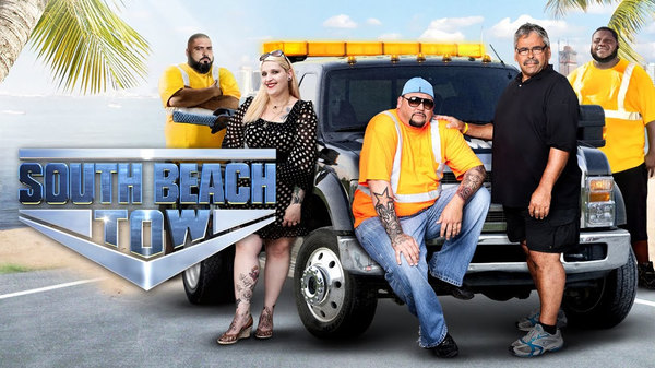 Watch South Beach Tow Season