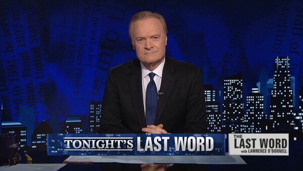 The Last Word with Lawrence O'Donnell - S2020E70 - August 12, 2020