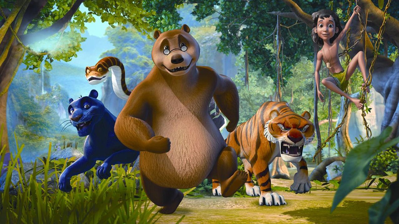 the jungle book themes The jungle book represents the ways in which the british nation took control and colonized the indian nation this story also represents how nations view the other according to their society.