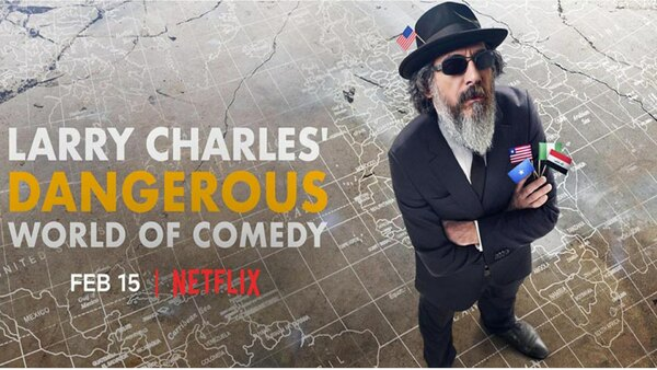 Larry Charles' Dangerous World of Comedy - S01E03 - Part 3: Race