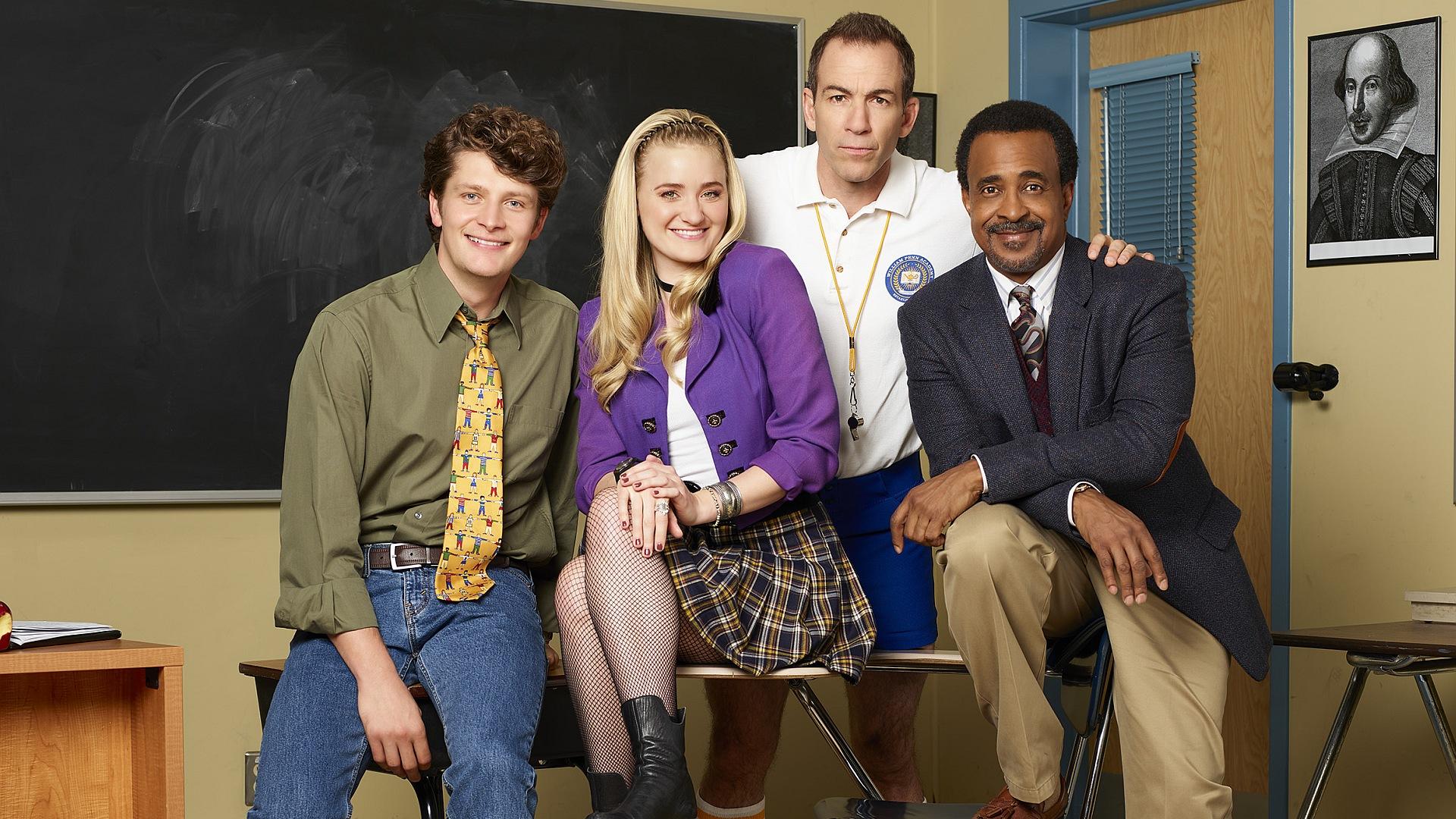 Schooled (TV Series 2019