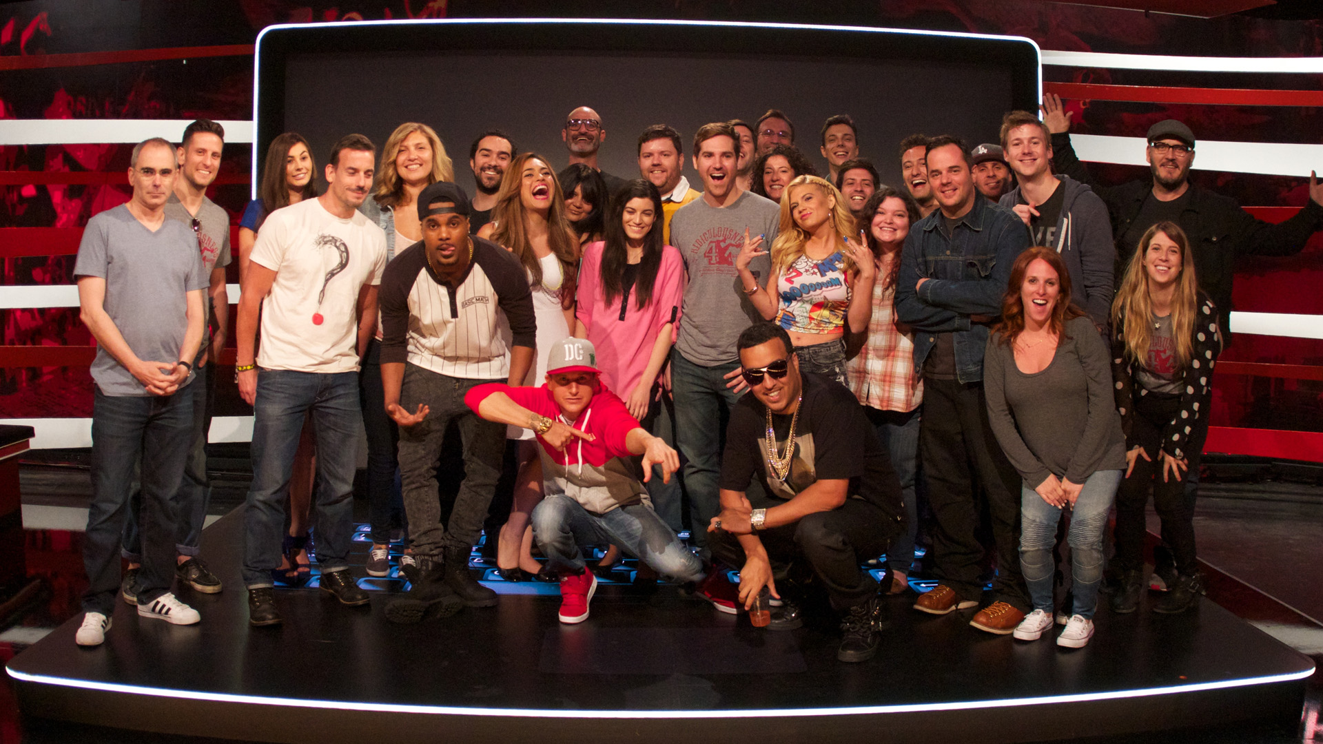 Chanel West Coast Ridiculousness Larry King