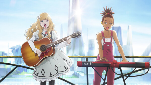 Carole & Tuesday - Ep. 16 - A Natural Woman