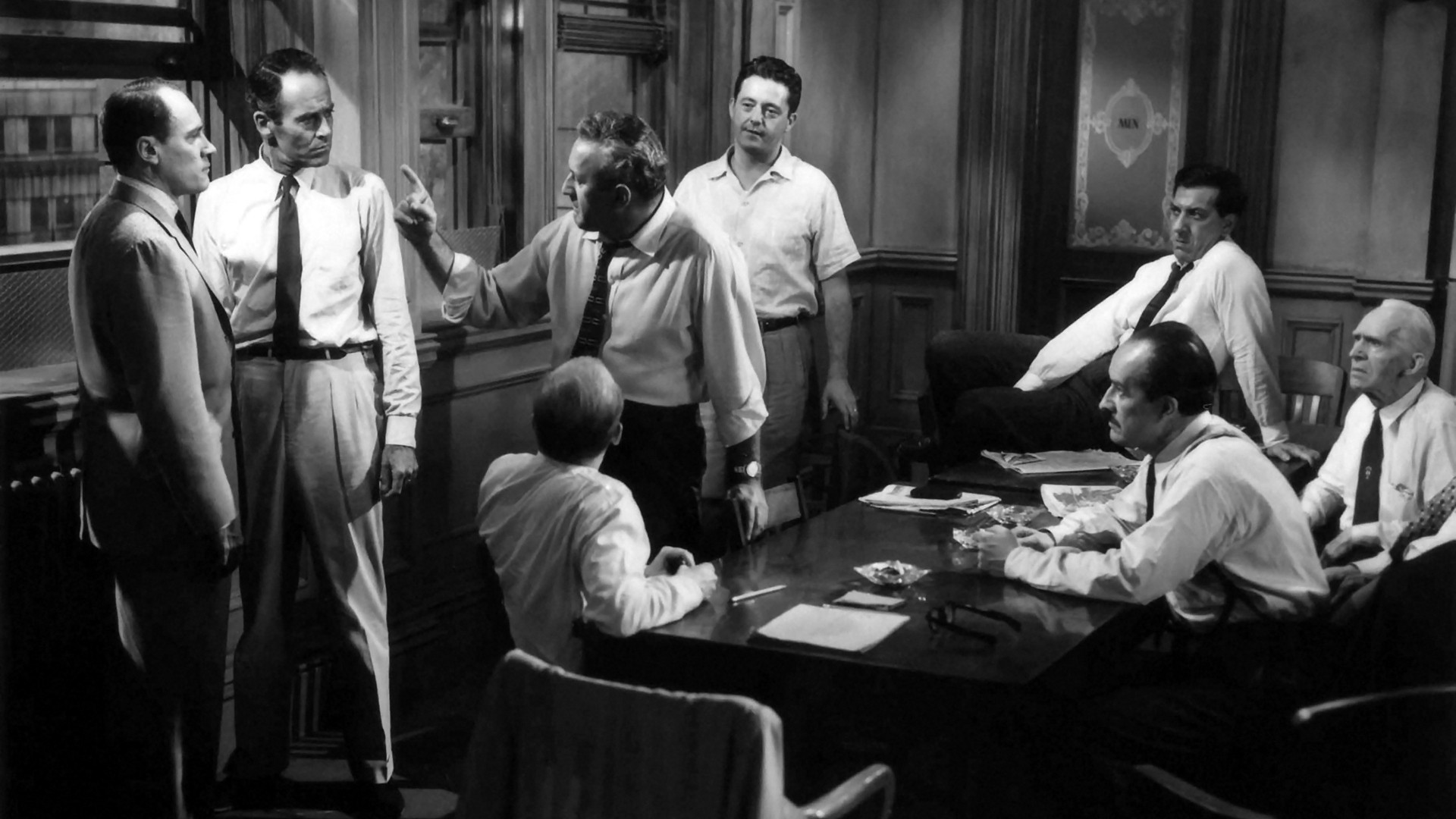12 angry men film discussion