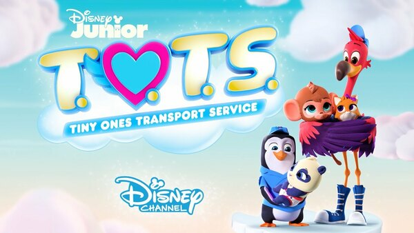 T.O.T.S. Tiny Ones Transport Service - S01E07 - Nursery Schooling