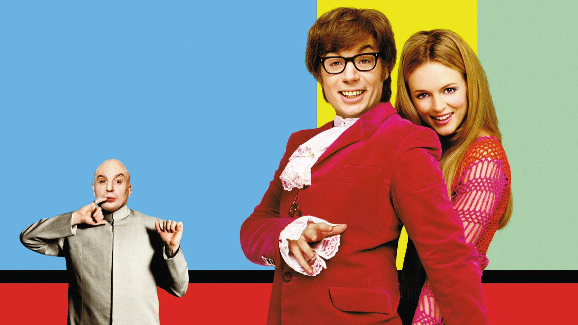 Austin Powers Film  TV Tropes