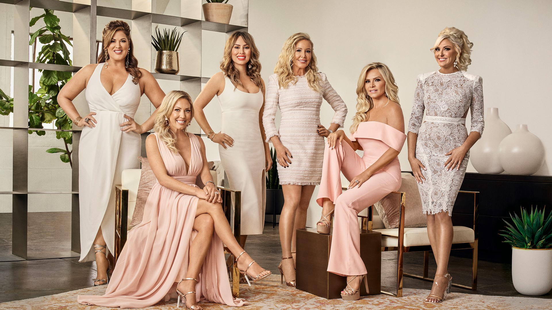 The real housewives of new york city get naked photos