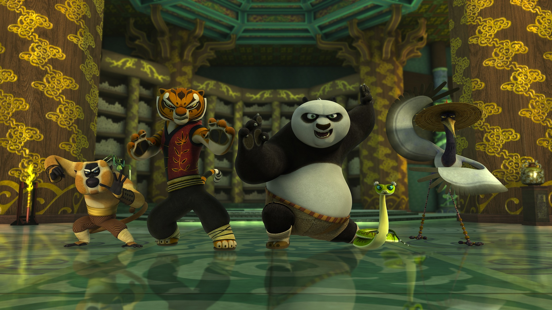 Brubeck кунгфу панда легенды 3 сезон того, хорошем белье