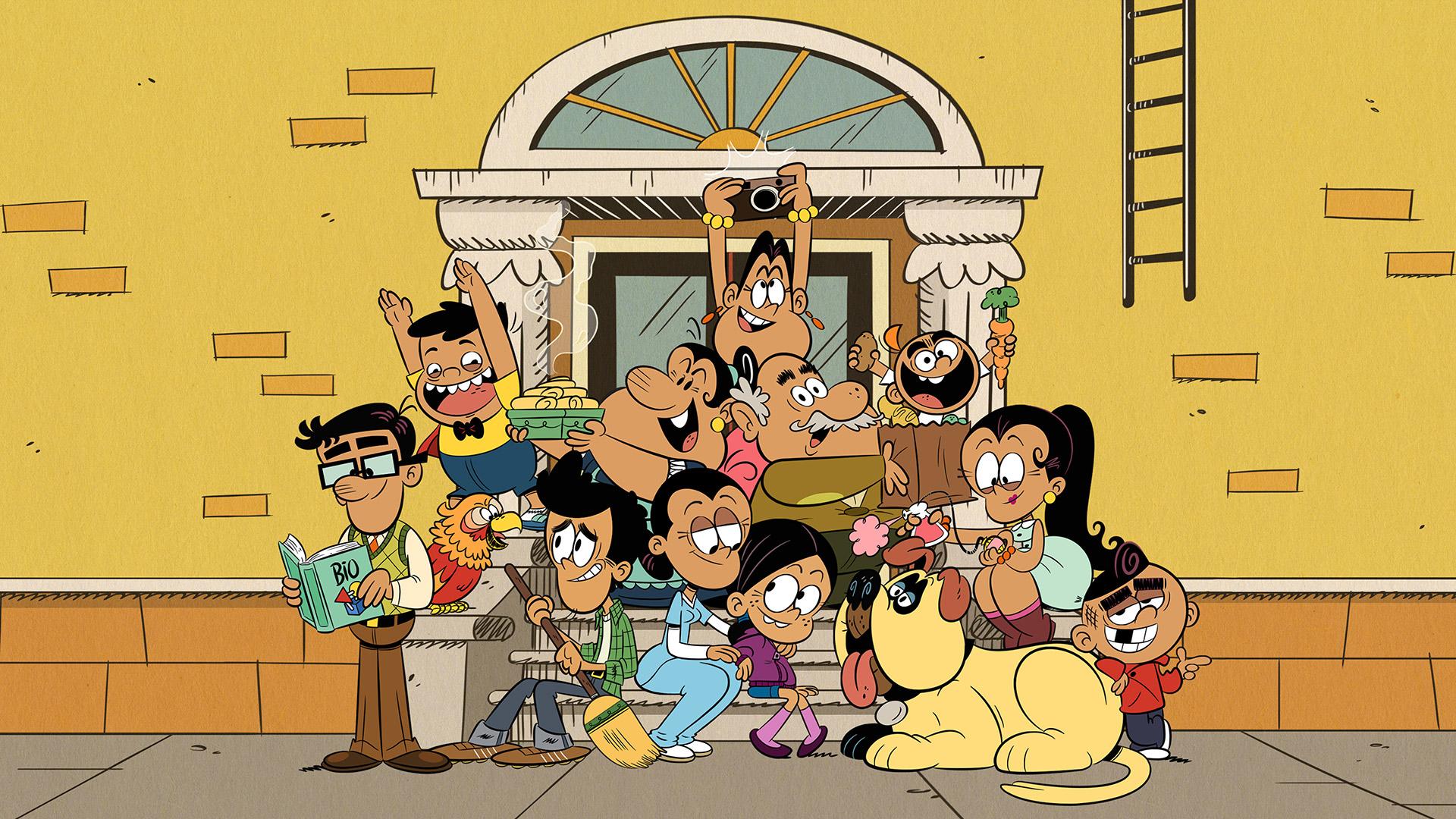 The Casagrandes (TV Series 2019