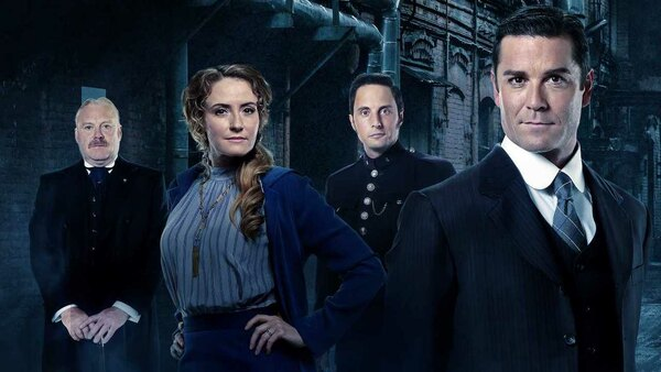 Murdoch Mysteries - S14E02 - Rough and Tumble
