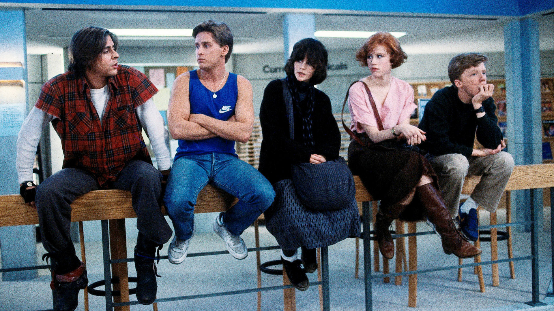 breakfast club ending essay Dear mr vernon, we accept the fact that we had to sacrifice a whole saturday in detention for whatever it is we did wrong, but we think you're crazy for making us write an essay telling you who.