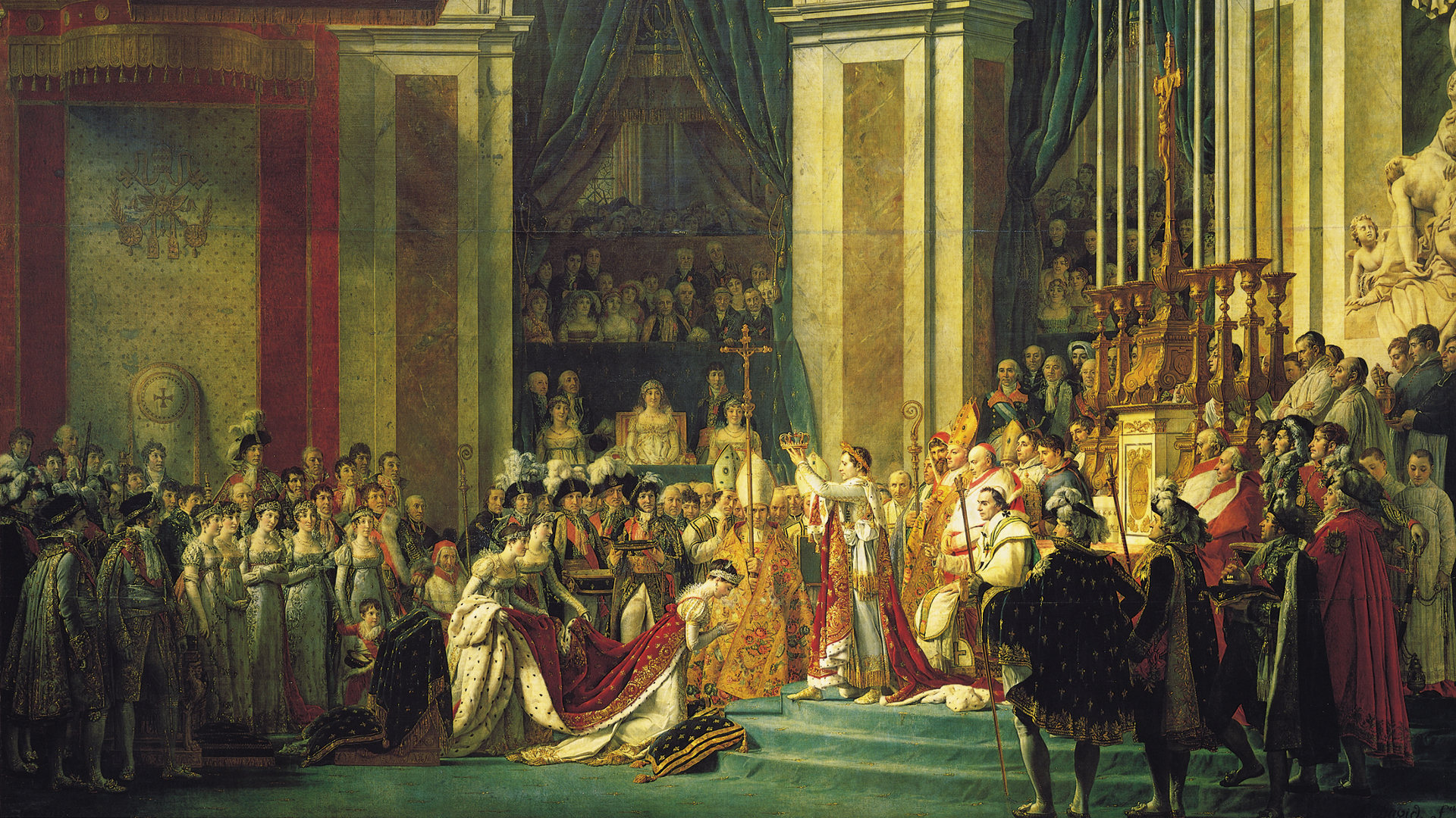 the improvements in france made by napoleon A complete history of the life and times of napoleon bonaparte from his youth and rise to power to his defeat and death page one youth napoleon in paris out of.