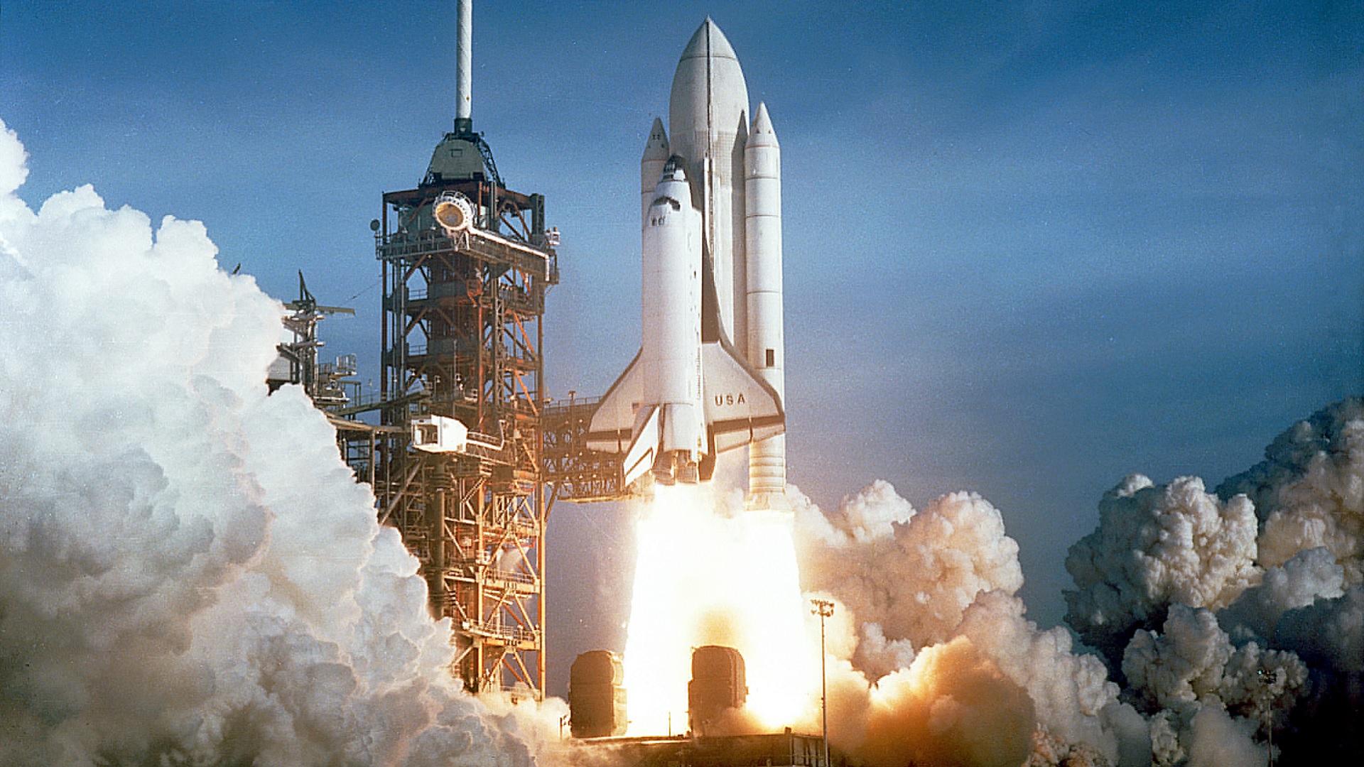 nasa shuttle development triumph and tragedy - HD1920×1080