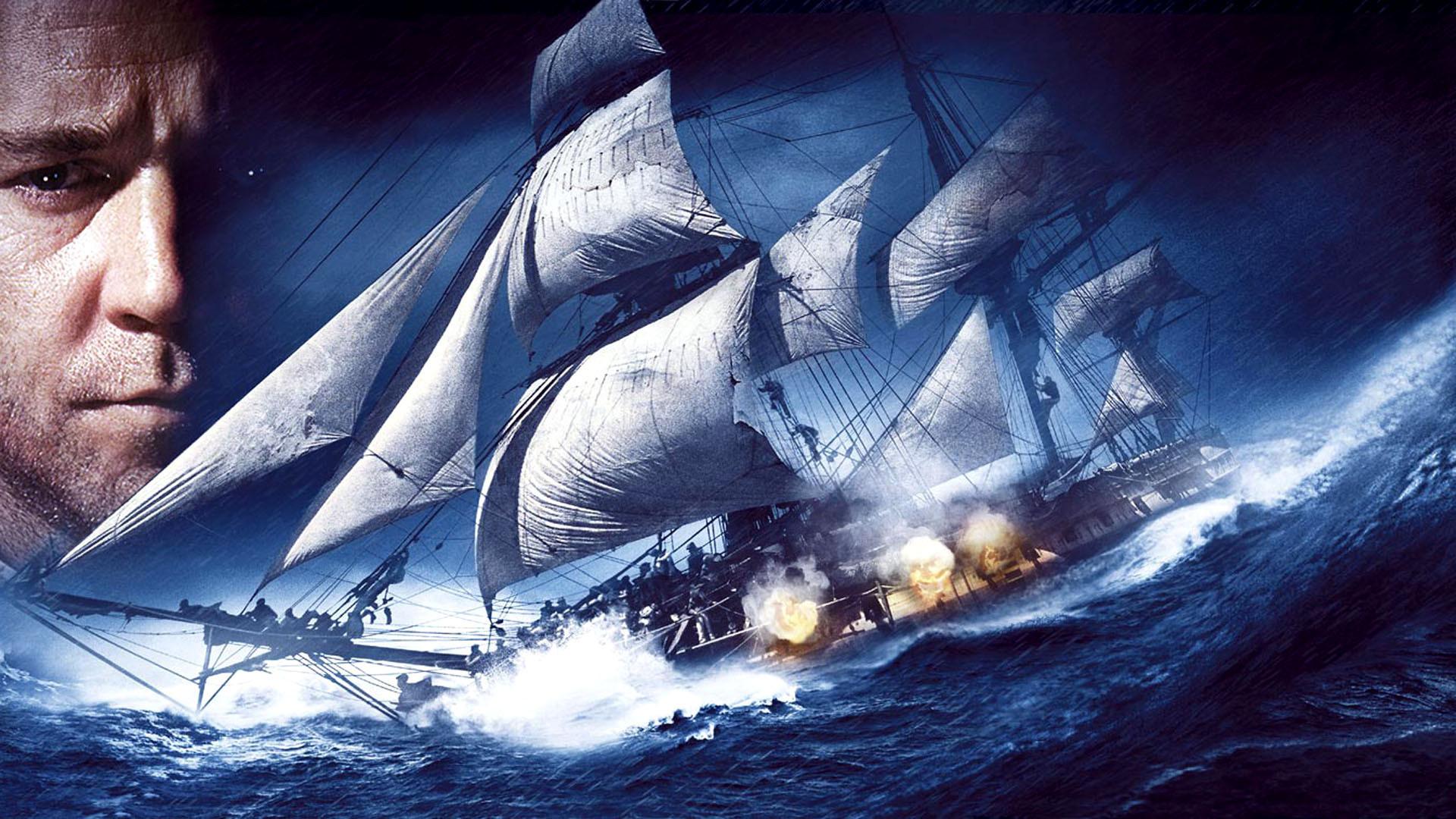 Хозяин морей смотреть онлайн 14 фотография