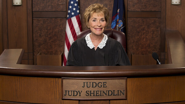 Judge Judy - S25E16 - My Grandfather Abused Me?!; Woman Shoves Ex-Lover Down Stairs?!