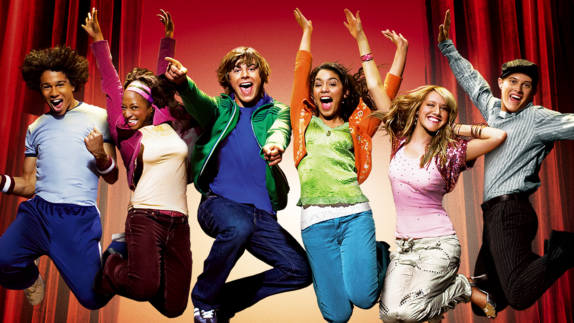 Directed by Kenny Ortega With Zac Efron Vanessa Hudgens Ashley Tisdale Lucas Grabeel A popular high school athlete and an academically gifted girl get roles in