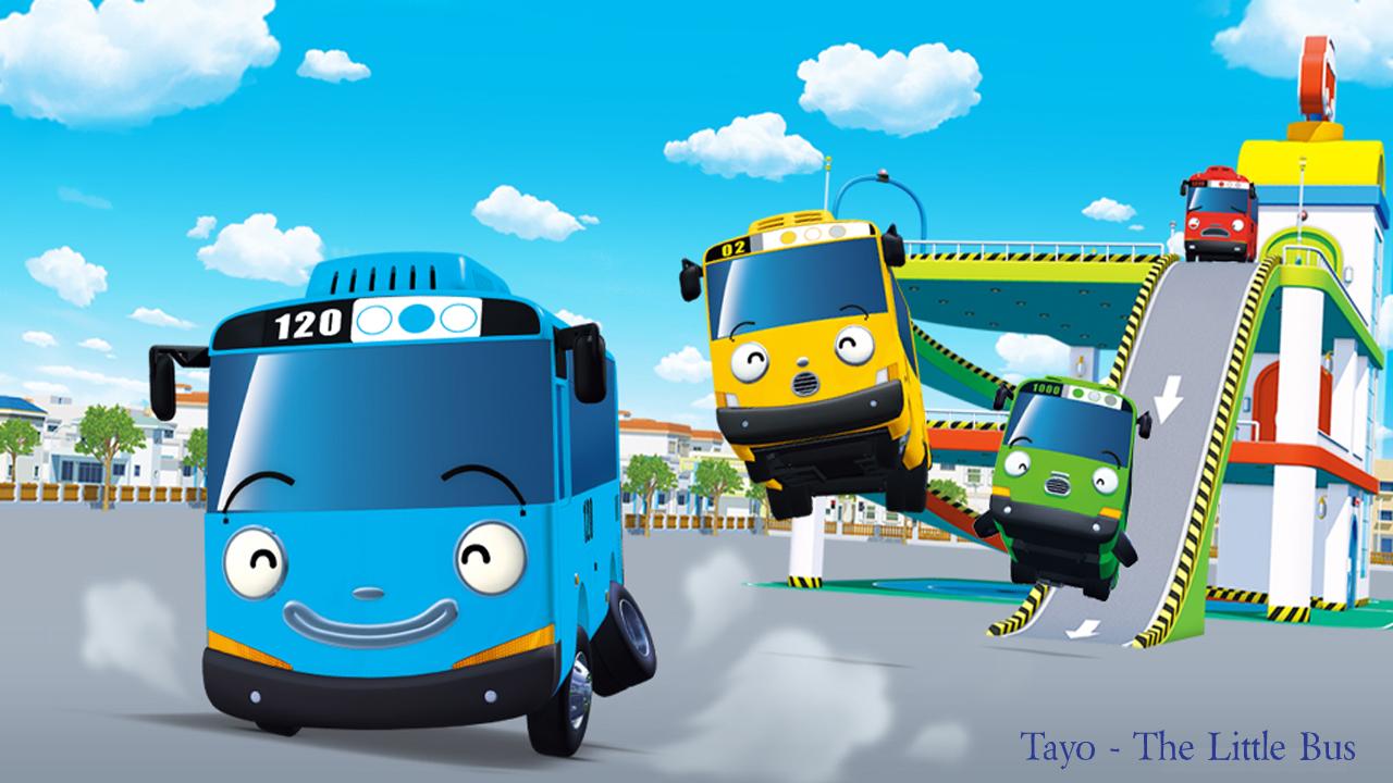 «Тайо 2 Сезон Автобус Мультик На Русском Все Серии Подряд» — 2008