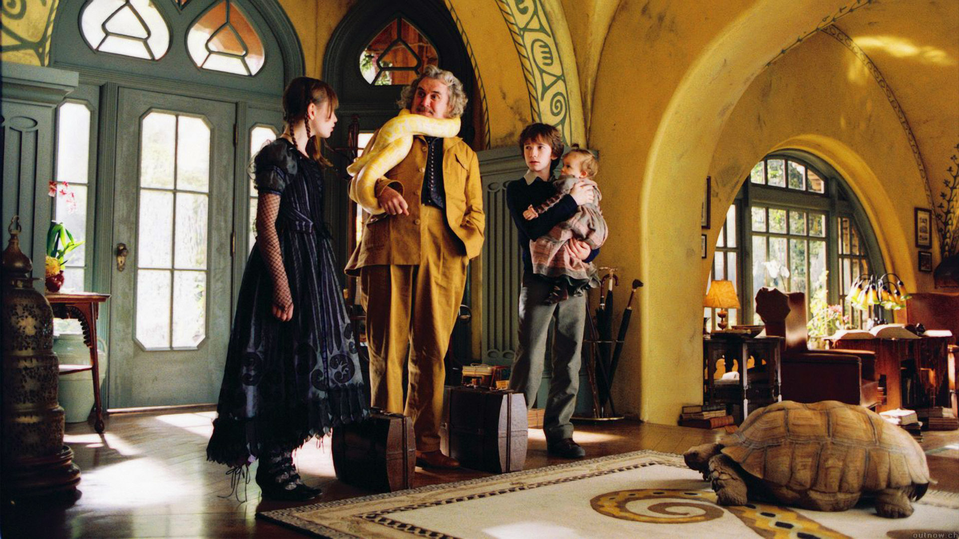the series of unfortunate events movie viooz