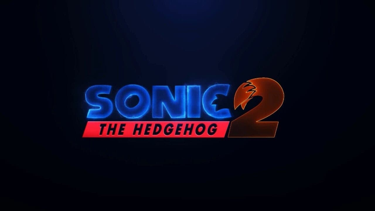 sonic the hedgehog 2 movie poster 2022