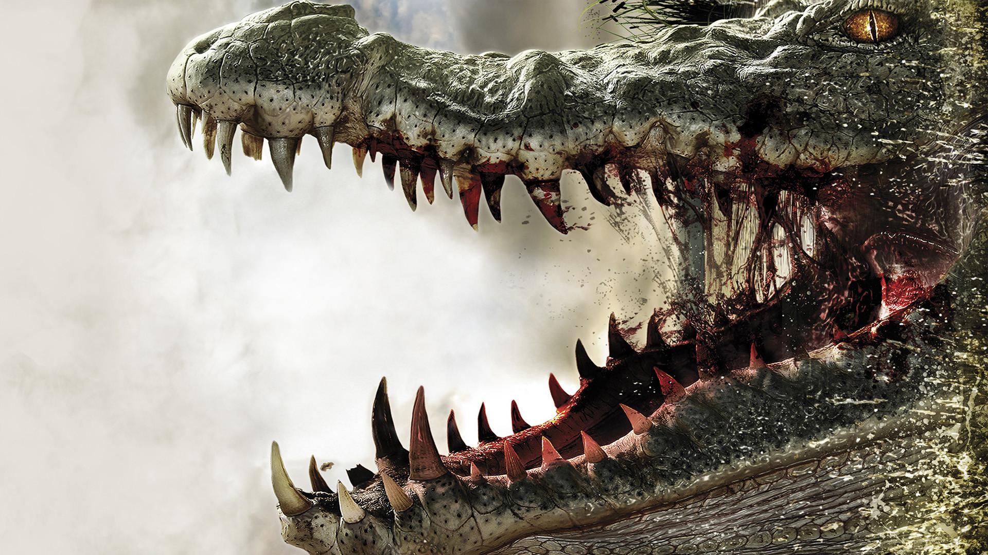 крокодил перед охотой загрузить