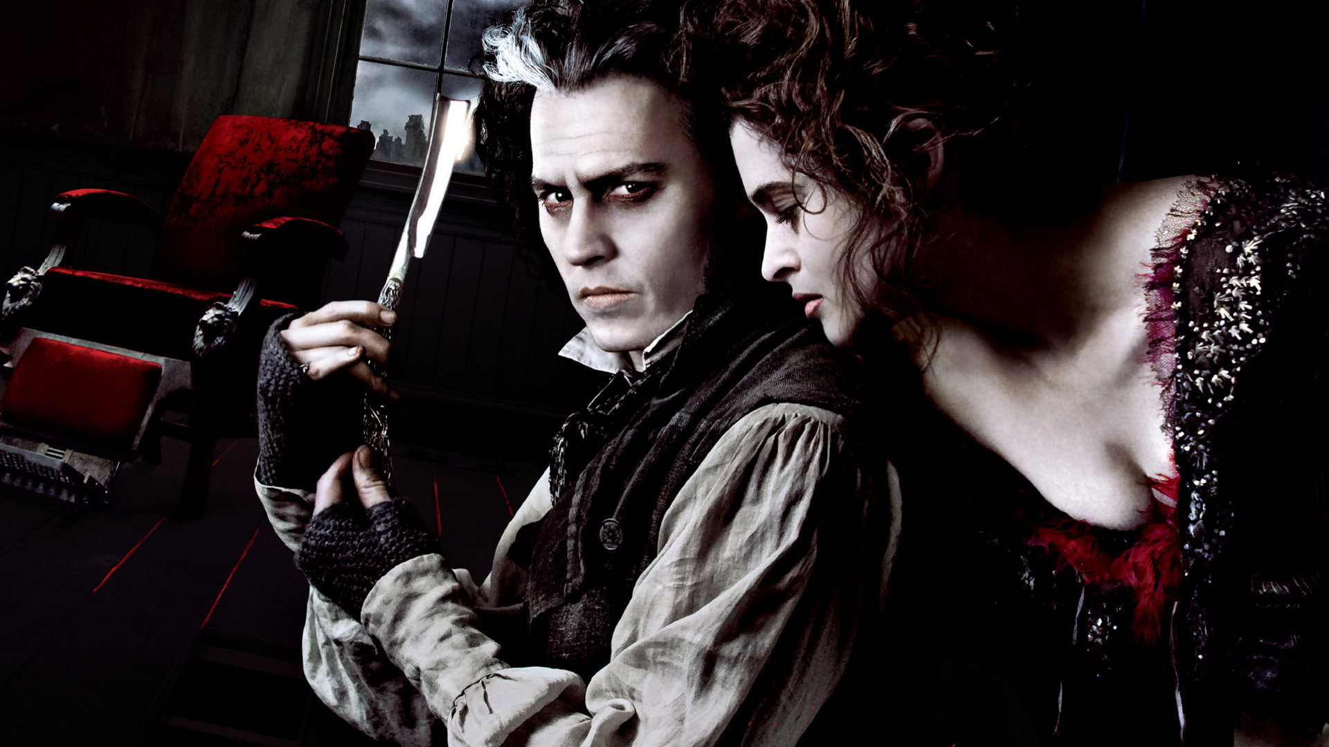 an analysis of the theme of revenge in sweeney todd