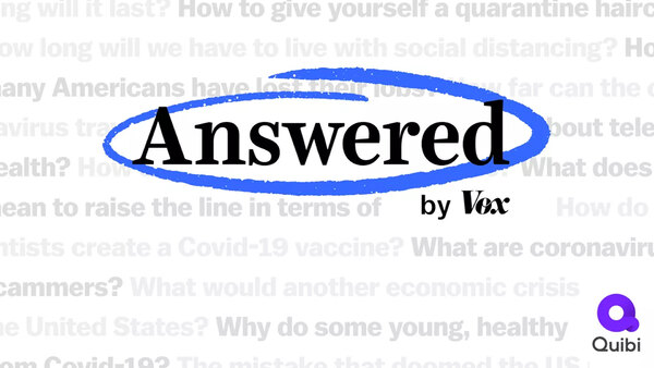 Answered by Vox - S01E115 - Movie Theaters' Future