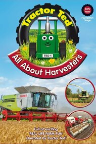 Tractor Ted All About Harvesters