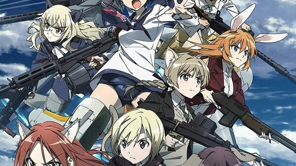 Dai 501 Tougou Sentou Koukuu Dan Strike Witches: Road to Berlin - Ep. 5 - Queen of Nederland