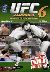 UFC 6: Clash Of The Titans