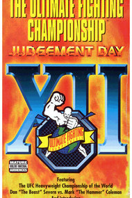 UFC 12: Judgement Day