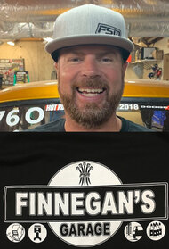 Finnegan's Garage