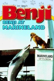 Benji at Marineland