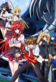 High School DxD New: Gekkou Koutei no Excalibur