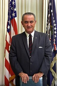 Lyndon B. Johnson - Succeeding Kennedy