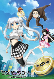 Miss Monochrome: The Animation