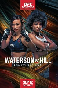UFC Fight Night 177: Waterson vs Hill