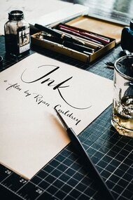 Ink: Written By Hand