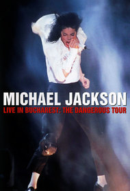 Michael Jackson Dangerous Tour - Bucharest - 1992