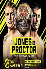 Cage Warriors 116