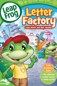 LeapFrog: The Letter Factory